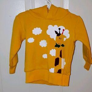 Baby Giraffe Sweatshirt